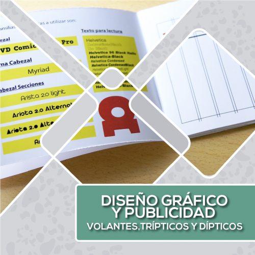 DISEÑO GRÁFICO Y PUBLICIDAD IMPRESA - NAGUAL CREATIVO
