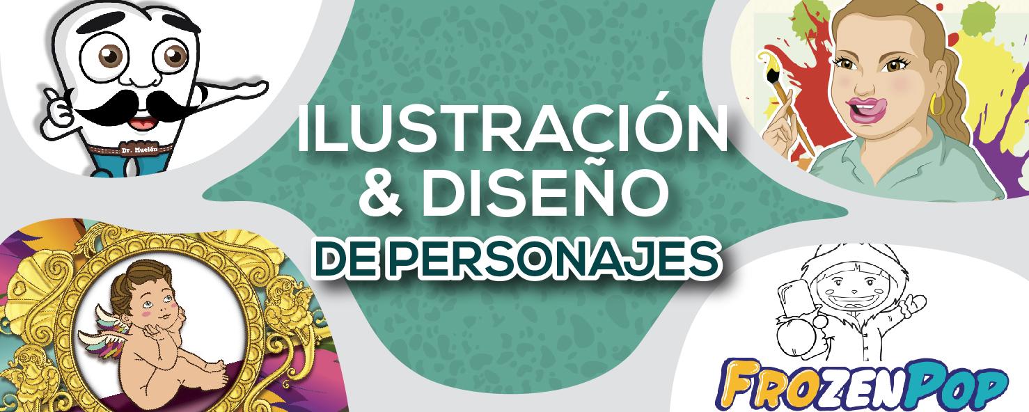 ILUSTRACION-Y-DISEÑO-DE-PERSONAJES-NAGUAL-CREATIVO-SOLUCIONES-GRÁFICAS-Y-PUBLICITARIAS-1