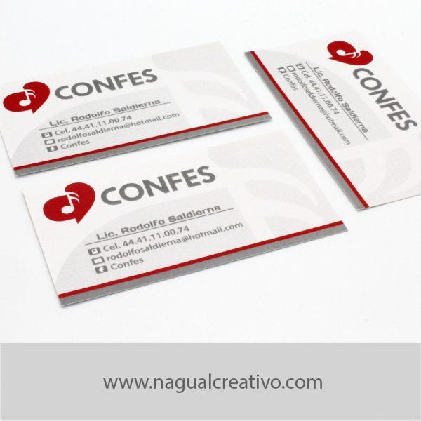 CONFES - IDENTIDAD CORPORATIVA - NAGUAL CREATIVO