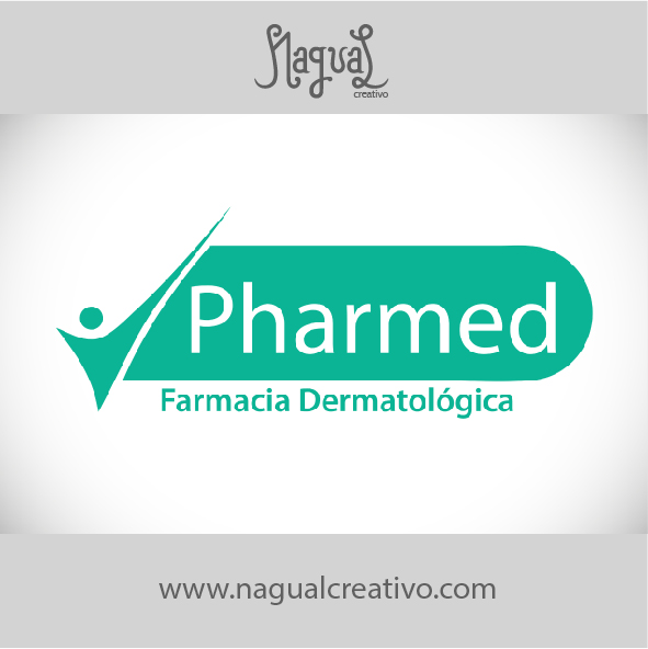 PHARMED - Diseño de marca - Nagual Creativo