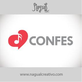 CONFES - Diseño de marca - Nagual Creativo