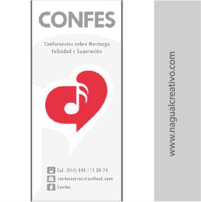 CONFES-Diseño de publicidad-Nagual Creativo