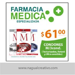 FARMACIAS MEDICAS 3-Diseño de publicidad-Nagual Creativo