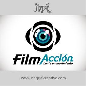 FILM ACCION - Diseño de marca - Nagual Creativo