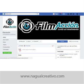 FILM ACCION-IDENTIDAD CORPORATIVA-NAGUAL CREATIVO