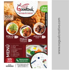 GOODDAK-Diseño de publicidad-Nagual Creativo