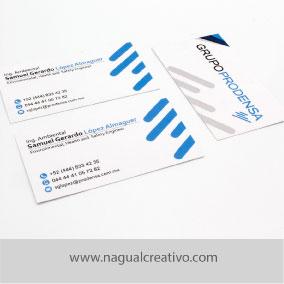 GRUPO PRODENSA-IDENTIDAD CORPORATIVA-NAGUAL CREATIVO