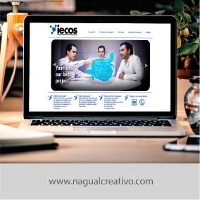 IECOS - DISEÑO DE PÁGINAS WEB
