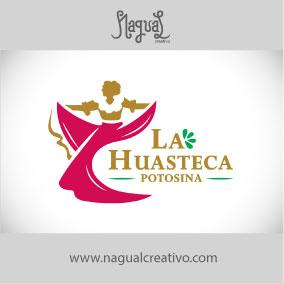 LA HUASTECA POTOSINA - Diseño de marca - Nagual Creativo