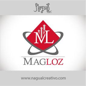 MAGLOZ - Diseño de marca - Nagual Creativo