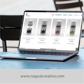 NUTRIPAO MATA - DISEÑO DE PÁGINAS WEB