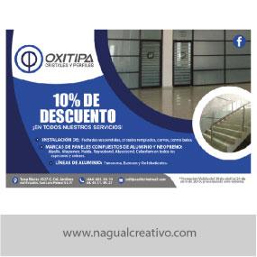 OXITIPA-Diseño de publicidad-Nagual Creativo