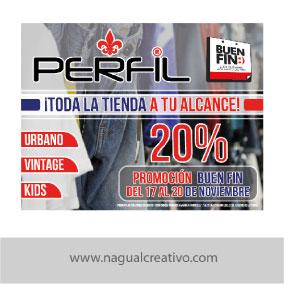PERFIL-Diseño de publicidad-Nagual Creativo