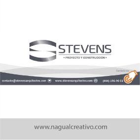 STEVENS ARQUITECTOS-IDENTIDAD CORPORATIVA-NAGUAL CREATIVO
