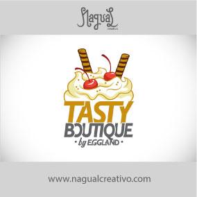 TASTY BOUTIQUE - Diseño de marca - Nagual Creativo