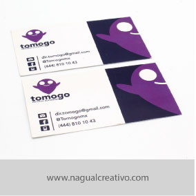 TOMOGO - IDENTIDAD CORPORATIVA - NAGUAL CREATIVO