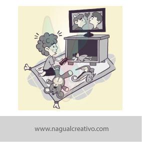 TOMOGO-Ilustración y diseño de personajes-Nagual Creativo (1)