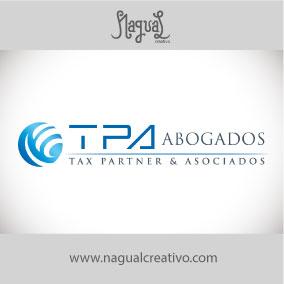 TPA ABOGADOS - Diseño de marca - Nagual Creativo