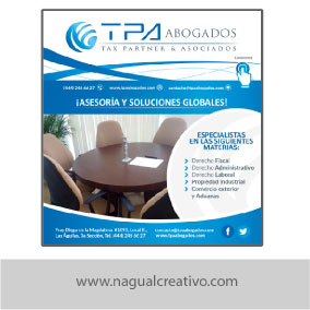 TPA ABOGADOS-Diseño de marketing digital