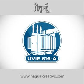 UVIE - Diseño de marca - Nagual Creativo