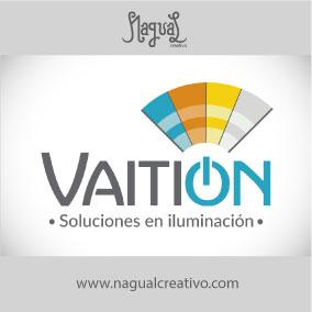 VAITION - Diseño de marca - Nagual Creativo