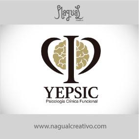 YEPSIC - Diseño de marca - Nagual Creativo