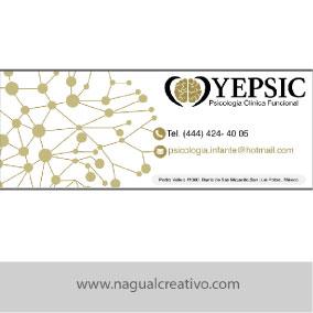 YEPSIC- IDENTIDAD CORPORATIVA-NAGUAL CREATIVO