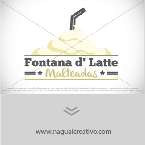 FONTANA D LATTE